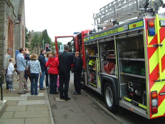 FUN DAY 2008:Fire Engine