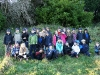 Tree Planting Team from South Morningside school